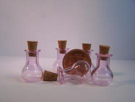 GFV-04rz Roze, bolle fles