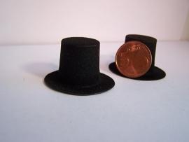 Mini hoge hoed