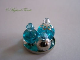 ZP Blauwe parfumflesjes 2