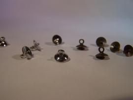 Afdekkapje 6mm met puntje