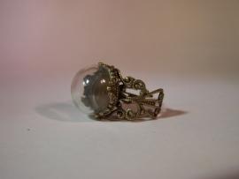 Fantasy ring - Bronskleurig (15mm)