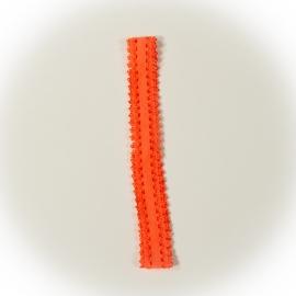 Oranje kant haarbandje
