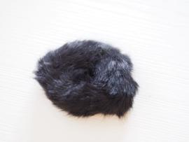 Fluffy zwart
