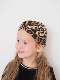Leopard print mutsje
