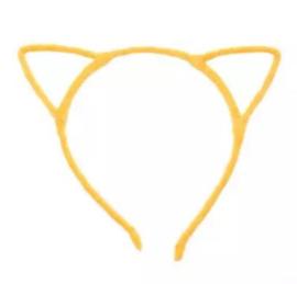 Fluffy geel