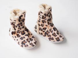 Leopard gevoerd