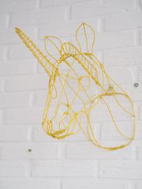 Unicorn geel