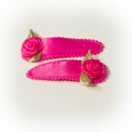 Fuchsia roze speldje