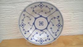 Blau Saks Eisenberg diepe bord(en)