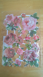 Poesieplaatjes bloemen