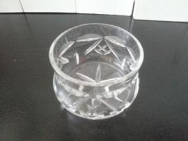 Kristal suikerpotje