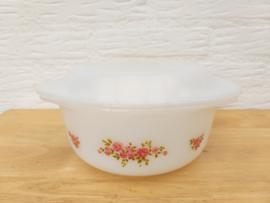 Arcopal roosjes ovenschaal / dekschaal