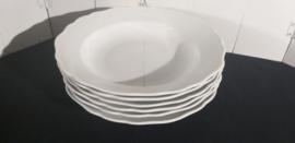 Hutschenreuther 6 st diepe borden