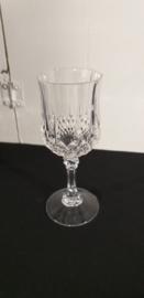Cristal d'argues LONGCHAMP likeur / borrel glas, los te koop