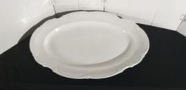 Hutschenreuther SYLVIA serveer / vleesschaal