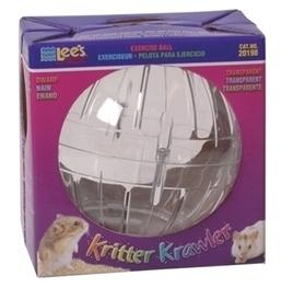 LEE'S hamsterbal mini transparant 12 CM
