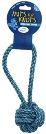 Happy pet nuts for knots bal tugger  Small/Medium/Large