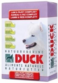 DUCK lam / rijst compleet breeder 8 KG