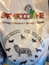 Farm Food Schaap zak á 15 kg