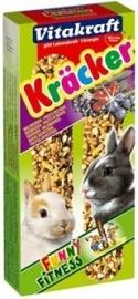 VITAKRAFT konijn kracker bosbes 2 in 1
