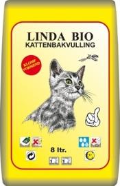 LINDA Bio-kattenbakvulling 8 Liter