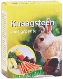 KNAAGSTEEN met groente 160 GR