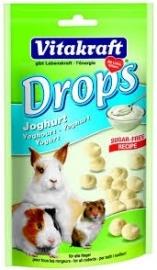 VITAKRAFT knaagdier yoghurtdrops 75 GR