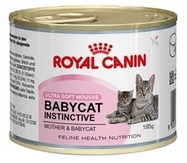 Royal canin wet babycat instinctive 195 GR