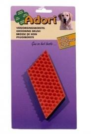 ADORI rubber borstel  15 CM