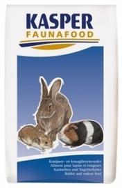 KASPER faunafood konijnenvoer gemengd 20 KG