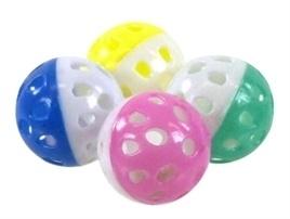Ballen met bel zwaar model 4 CM 4 ST
