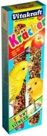 VITAKRAFT kanarie kracker fruit 2 IN 1