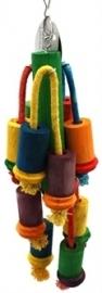 HAPPY pet playtime multiwood 3 45X12X12 CM
