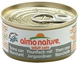 ALMO nature cat tonijn / sardines 70 GR