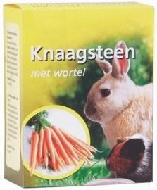 KNAAGSTEEN met wortel 160 GR
