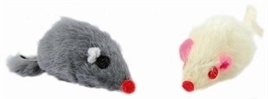Speelmuis met catnip assorti