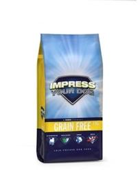 Impress Your Dog Grain Free  zak á 3 kg