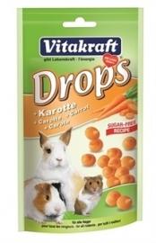 VITAKRAFT knaagdier worteldrops 75 GR