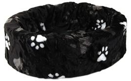 PETCOMFORT bontmand zwart grote poot