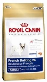Royal Canin French Bulldog Adult 1.5 KG