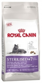 Royal Canin Sterilised +7 400 GR