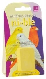 ESVE ni-ble mineralenblok kanarie geel SMALL