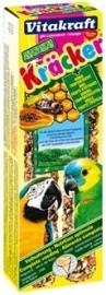 VITAKRAFT papegaai kracker amazonian 2 IN 1