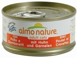ALMO nature cat kip / garnaal 70 GR