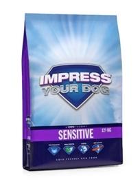 Impress Your Dog Sensitive zak á 12,5 kg
