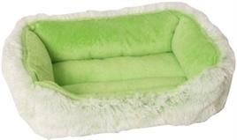 DIVAN sofa knaagdier soft groen 30X20 CM