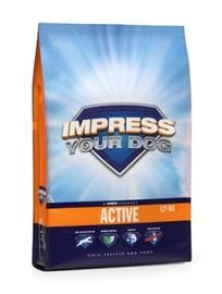 Impress Your Dog Active  zak á 12,5 kg