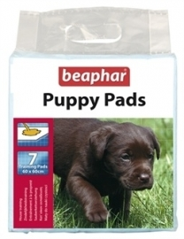 BEAPHAR puppy pads / trainingsmatten 7 ST