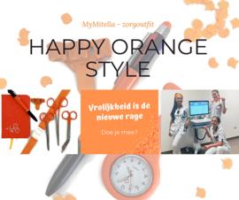 Happy Orange Style