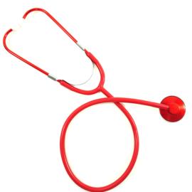 Stethoscoop basic rood